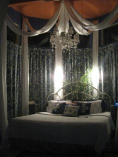 Pretty decoration for bedroom :)