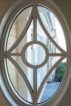 Window Design Ideas. Classic Window Design. Any view can look a little prettier with a window like that! This is perfect for a traditional home. #window
