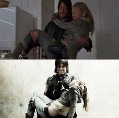 I cry when ever I see Beth and Daryl together and Beth in general i miss Beth Green so much<3<3<3<3 R.I.P Beth Green<3<3<3