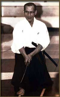 10th Dan Meijin Katsuo Yamaguchi. My family and I had the immense privilege of staying at Master Yamaguchi's home with him and his wife many years ago. His very kind and hospitable son helped to guide us around Tokyo. A wonderful martial artist and a sincerely wonderful human being (and family).