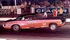 Vintage Drag Racing - Funny Car - OCIR