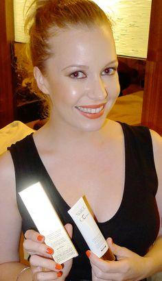 Miss Australia never without her Rachel K CC Renew
