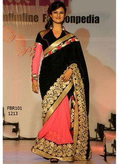 Divyanka Tripathi New Bollywood Saree