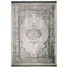 Buy the Zuiver Marvel Persian Style Rug in Moss Green today! FREE Delivery and a Price Match Guarantee. Dark Carpet, Best Carpet, Modern Carpet, Carpet Stairs, Carpet Flooring, Marvel, Carpet Size, Persian Motifs, Persian Rug