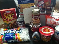 arMY Life Design: Thanksgiving Care Package