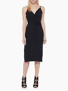 La petite robe noire Blow Your Mind   Simons Fentes Latérales, Genoux,  Doublure, df8151a943d