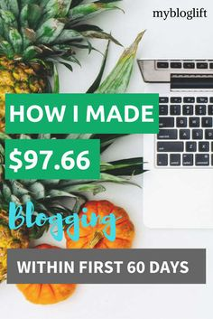 Want  to make money blogging? Well it is easy if you do it right. I started blogging on 8th August and made $97.66 in next 60 days. Learn how >>