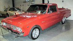 1960 Ford Falcon Ranchero