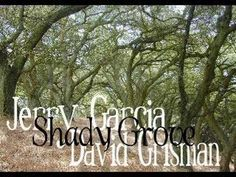 Jerry Garcia and David Grisman - Shady Grove // My kids will be listening to legit music like this, this year.
