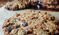 Easy Bake Purely Elizabeth Breakfast Cookies  #glutenfree #vegan #muesli | purely elizabeth