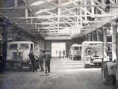 Transbud Nowa Huta, lata 50-te
