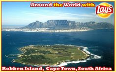 This summer, I would love to eat #Lays & visit Robben Island in Cape Town, South Africa in memory of Madiba. A great man who will forever be remembered.