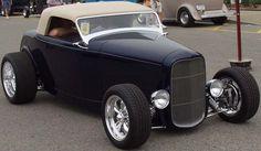 '32 Ford Hiboy Roadster