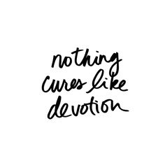 Nothing Cures Like Dev❤tion... Nothing at all... ✨-BBnBaB
