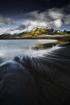 Langisjor, Iceland (Laurent Delcey)