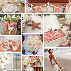 fabulous summer beach wedding colors with matched bridesmaid dresses. what are the advantages having a beach wedding too much! most beach wedding themes are tend to be typically romantic and cozy, no. Wedding Themes, Our Wedding, Destination Wedding, Wedding Planning, Dream Wedding, Wedding Ideas, Wedding Decor, Wedding Ceremony, Summer Wedding