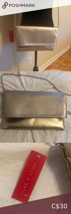 Check out this listing I just found on Poshmark: KELLY & KATIE cenade clutch. #shopmycloset #poshmark #shopping #style #pinitforlater #Kelly & Katie #Handbags