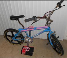 Old mid school NOS GT   BMX ATB MTB bike decal sticker mountain bike 1.5