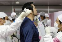 """""""Workers at Fukushima plant toil away in deadly conditions."""" A brief look into the nuclear workers"""