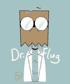 Dr. Flug - Villanos