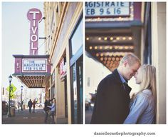 engagement photos, engagement photos in the city