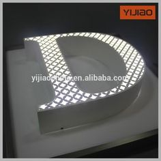 custom decorative acrylic frontlight led box letters with Avery film, View acrylic frontlight led box letters, YIJIAO Product Details from Shanghai Yijiao Industrial Co., Ltd. on Alibaba.com