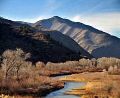 Spanish Fork River 11 11 2013 Canyon