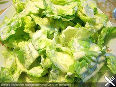 Salatdressing Schweizer Art
