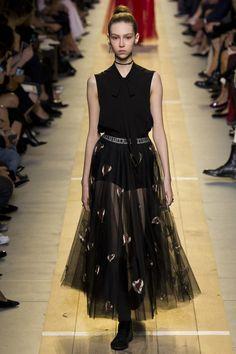Défilé Christian Dior Printemps-été 2017 33