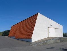 arne jacobsen, smokehouse, odden 1943