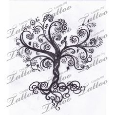 Tree of Life Symbol Tattoo | Tree Of Life With Infinity Symbol 13204 Createmytattoocom