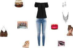 """Cute"" by softballcutie12400 on Polyvore"