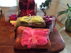 HOLIDAY GIFT BASKET. Exfoliatng Gift Set by SuniqueCreations