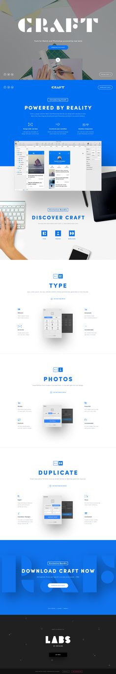 Landing Page W: Buttons