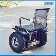 A modern wheelchair.>>> See it. Believe it. Do it. Watch thousands of spinal cord injury videos at SPINALpedia.com