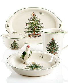 Spode Bakeware Christmas Tree Collection Fine China Dining Entertaining Spode Christmas