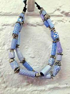 security-envelope-paper-bead-bracelet