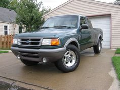 1996 Ford Ranger  After my Raider died, I bought this truck.  It was a good little truck that met all of my needs.