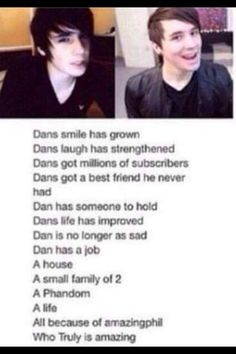 I almost cried---i did cry<<<don't cry craft and technically they have a family of 5 (dil,tabitha,dab,dan,phil)