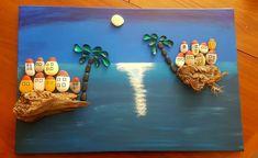 Pebble islands