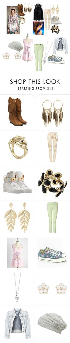 """We Stand Up"" by diyadawda13 ❤ liked on Polyvore featuring Free People, Panacea, Vintage, Balmain, BUSCEMI, Dorothy Perkins, Club Manhattan, AG Adriano Goldschmied, Converse and BERRICLE"
