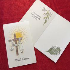 Stampin Up Easter Message / Auferstanden