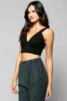 Out From Under Thalia Banded Bra Top #urbanoutfitters