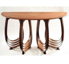Custom Made Oceana Console by Paulus Fine Furniture | CustomMade.com