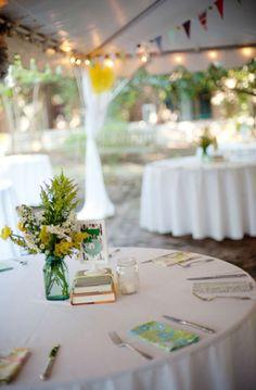 a ton of DIY southern charm wedding ideas! Nc Wedding Venue, Yard Wedding, Plan My Wedding, Wedding Ideas, Dream Wedding, Wedding Inspiration, Book Centerpieces, Centrepieces, Southern Charm Wedding