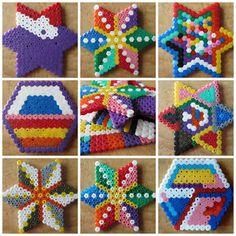 Mrs Moen: Hama beads