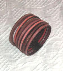 tuccifashiononline-2015-127-bracelet-8-strand-pict1438-223x250 Bracelet Making, Fashion Online, Bracelets, How To Make, Leather, Jewelry, Jewlery, Bijoux, Schmuck