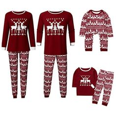 Womens Christmas Xmas Santa Father Elf Loungewear Pudding Tartan Tracksuit Set