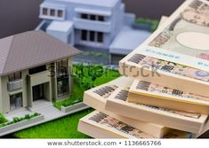 "Image of home purchase. Translation: ""Bank of Japan Tickets"" ""One hundred thousand yen"" ""The Bank of Japan"" Bank Of Japan, Pay Taxes, Image House, Find Image, Photo Editing, Royalty Free Stock Photos, Pictures, Photos, Photo Manipulation"