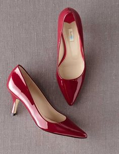Sixties Heel AR584 Heels at Boden
